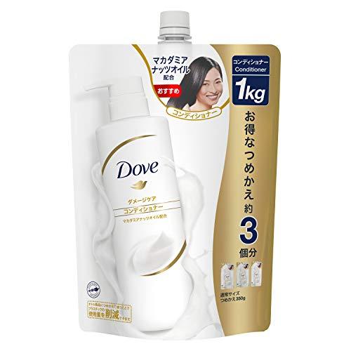 Dove(ダヴ) ダメージケア コンディショナー つめかえ用 1kg フローラル系 1 個