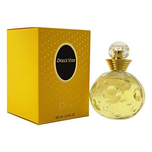 Dolce Vita By Christian Dior For Women. Eau De Toilette Spray 3.4...