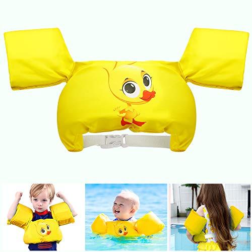 GEYUEYA Home Schwimmflügel Kinder, Schwimmhilfen Kinder Schwimmhilfe Passend für Kinder und Kleinkinder von 2-6 Jahre, 14-25kg, Schwimmflügel Schwimmweste Passend fürJungen und Mädchen