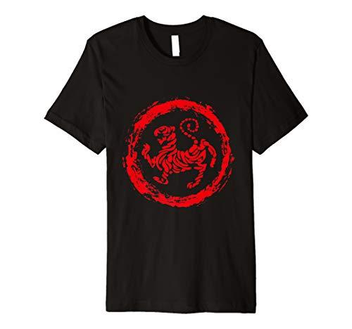 Karate Shotokan Tiger Martial Arts T-Shirt