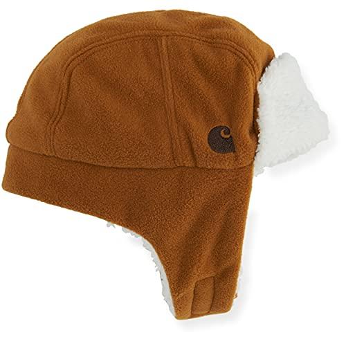 Carhartt Little Boys' Bubba Hat, Carhartt Brown, Infant/Toddler