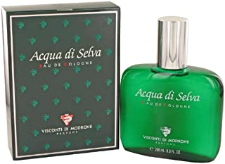AQUA DI SELVA by Visconte Di Modrone Eau De Cologne 6.8 oz -100% Authentic