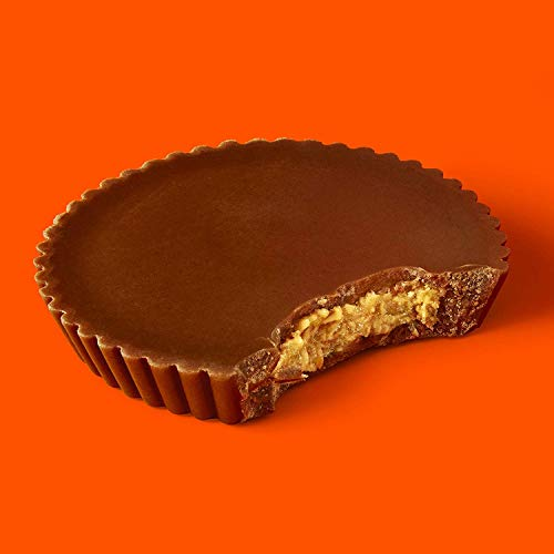 Reese'S Peanut Butter Cups Thins, Milk Chocolate Candy, 7.37 oz Pouch