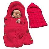 Carrito de Bebé Blanket Manta para,Saco de Dormir para Bebés Recién Nacidos,...