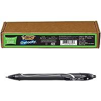 48-Count BIC Gel-ocity Quick Dry Retractable Gel Pen