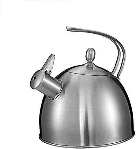 Hervidor Tetera para el hogar Hervidor de acero inoxidable 304 Hervidor de gas Hervidor de inducción Hervidor de silbato