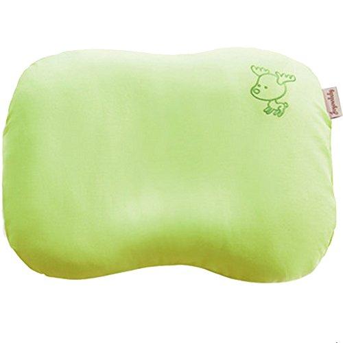 Coussin en coton Coussin confortable Coussin Belle (vert)