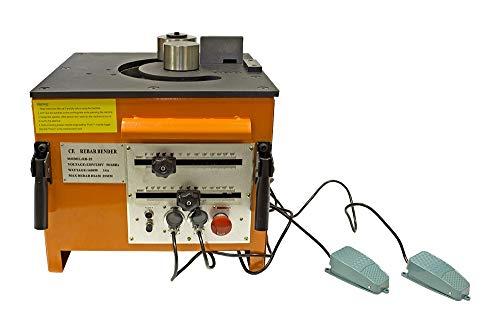 Elektro-hydraulischer Betonstahlbieger 220V / 1.6kW (6-25 mm) (RB-25)