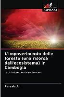 L'impoverimento delle foreste (una risorsa dell'ecosistema) in Cambogia: Le città dipendono dai suoi dintorni