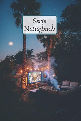 Serie Notizbuch: Serien-Notizbuch   Mein Serien-Notizbuch   Serien-Notizbuch zum Ausfüllen