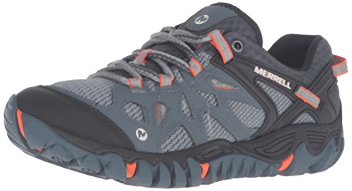 Merrell Women's All Out Blaze AERO Sport Hiking Shoe, Dark Slate, 9 M US