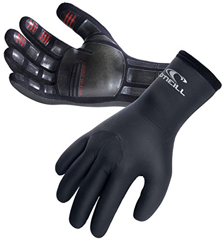 O'Neill Wetsuits Erwachsene Handschuhe SLX Glove, Black, M