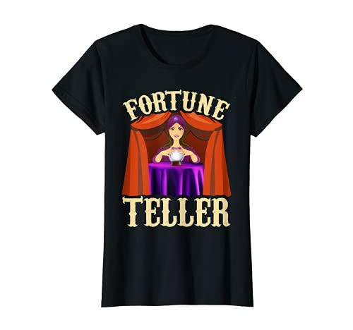 Gypsy Fortune Teller Psychic Shirt - Disfraz de adivino Camiseta