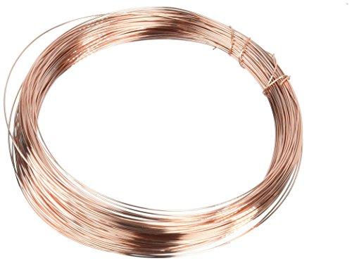 KnorrPrandell 6462049 Draht, 0.4 mm Durchmesser - 20 m/Ro, kupfer