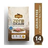 Rachael Ray Nutrish Zero Grain Natural Dry Dog Food, Turkey & Potato Recipe, 14 Pounds, Grain Free