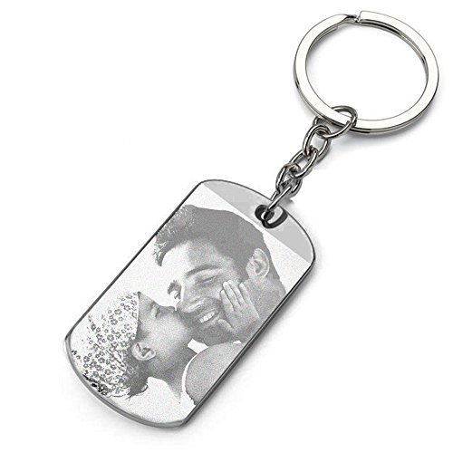 Porte-clés personnalisé avec une Photo
