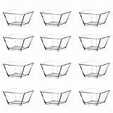 LAV 12tlg Glasschalen Schalen Glasschale Dessertschale Vorspeise Glas Gläser 300ml