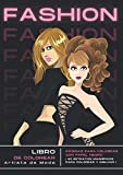 Artista de Moda: EDICIÓN ESPECIAL CON PAPEL NEGRO I Libro para colorear de moda I Libro de diseño pa...