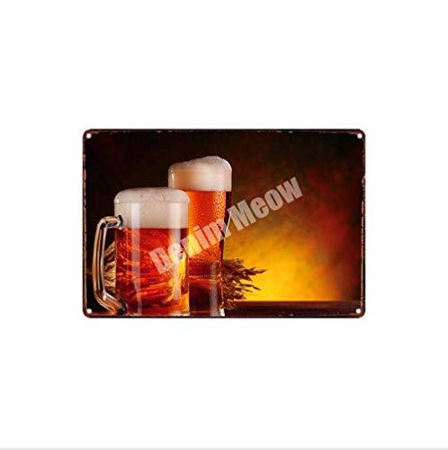 Shovv Bier Plak ijskoud Stella Artois Butterbier Shabby Chic metalen blikken bord Pub Bar Decor Bier glazen ijzeren poster