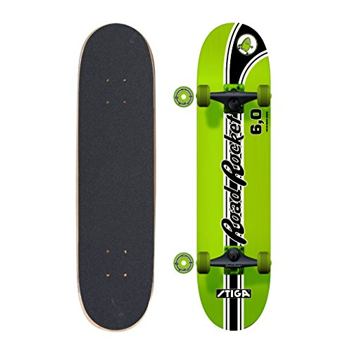 Stiga Skateboard Road Rocket 6.0 Multicolore