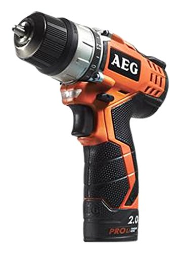 AEG BS 12 C2 Ultra Compact 2-Speed Drill/Driver