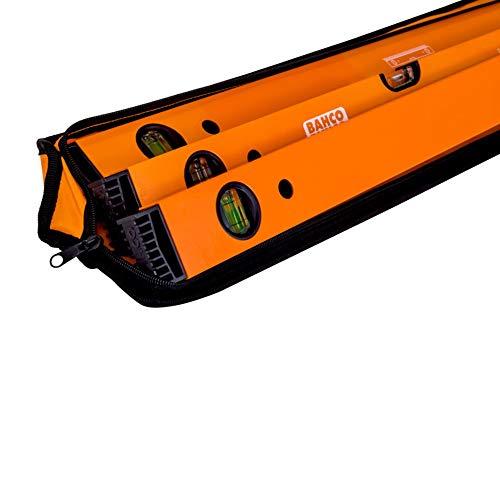 Bahco 416 3 Piece Spirit Level Set 600mm 1200m 1800mm with Level Bag 416-SET-1