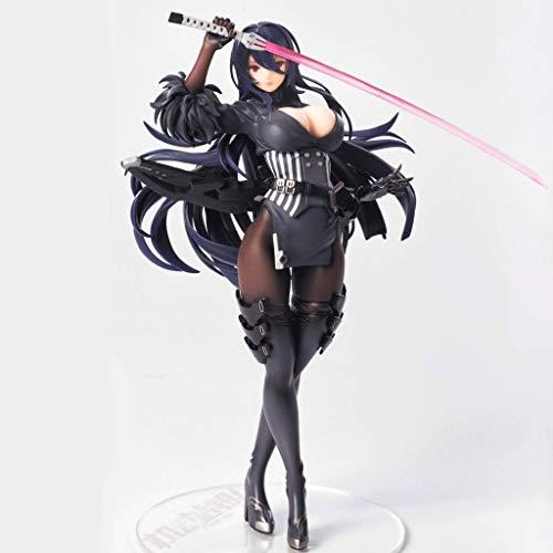 CQ Iron Saga: Rising Moon 1/8 Scale PVC Action Figure (Japan Import Statue) Toys