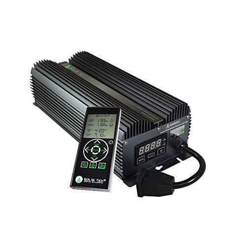 SolisTek 1000W Matrix Ballast & Remote Control