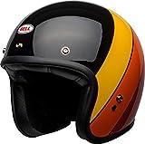 BELL Helmet Custom 500 Dlx Rif Black/Yellow/Orange/Red S