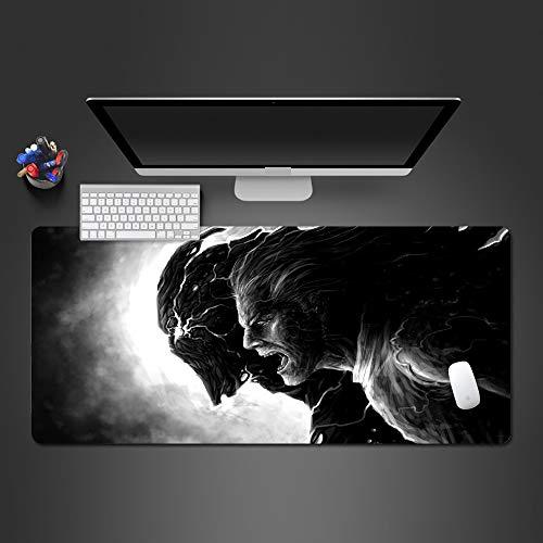 Beste mauspad Tastatur Mode Computer mauspad hochwertige Laptop Spiel pad 700x300x2