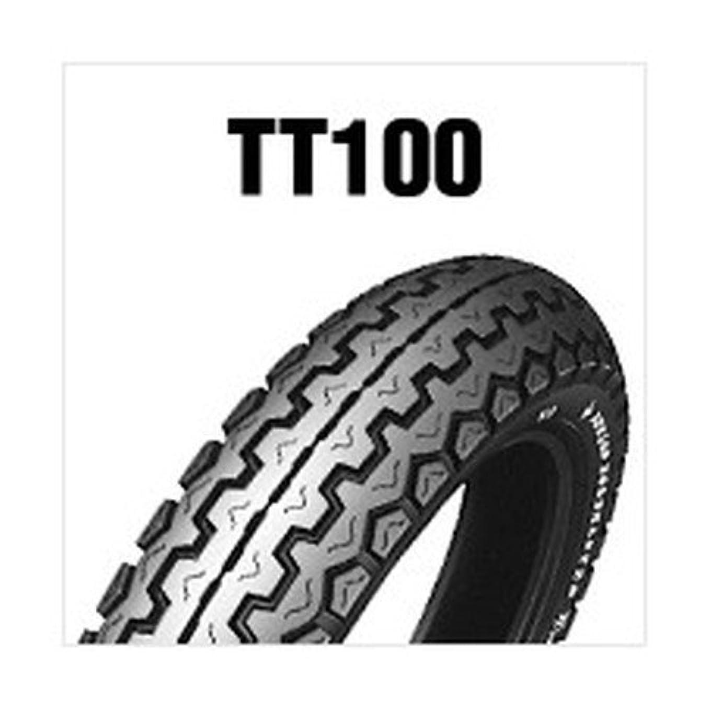 カリング余剰アブストラクトDUNLOP(ダンロップ)バイクタイヤ TT100 前後輪共用 3.50-8 46J チューブレスタイプ(TL) 268107 二輪 オートバイ用