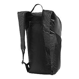 The North Face Flyweight Pack, Asphalt Grey/TNF Black, OS