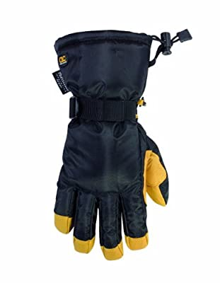 Custom Leathercraft Goatskin Snow Gloves
