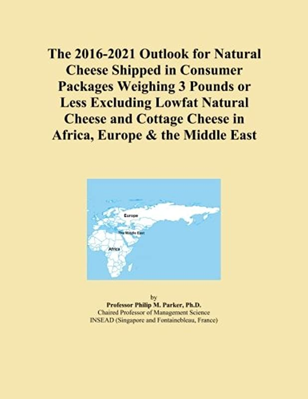 愛国的な降臨小学生The 2016-2021 Outlook for Natural Cheese Shipped in Consumer Packages Weighing 3 Pounds or Less Excluding Lowfat Natural Cheese and Cottage Cheese in Africa, Europe & the Middle East