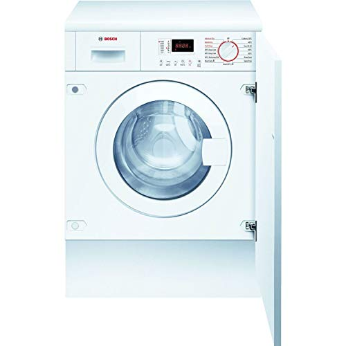 Bosch WKD28352GB Serie 4 Built-in Washer Dryer, 7kg wash capacity, 4kg dry capacity, 1400 rpm spin