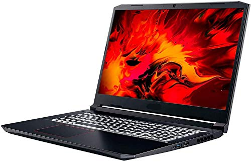 Notebook Nitro 5 AN517-52 - CORE i7-10750H - 64GB DDR4-RAM - 2000GB SSD + 2000GB HDD - Windows 10 PRO - 44cm (17.3