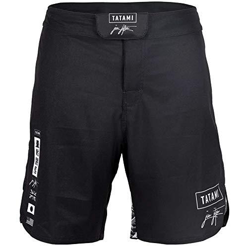 Tatami Fightwear Shorts Kanagawa For Men - Cage Fight Sport Training BJJ Fitness Boxing Pantalones Cortos MMA BJJ Fitness Hombre Boxing Cage Fight