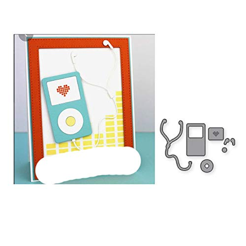 Pregnant Mother Metal Cutting Dies Templates Embossing Paper Cards Photo Album Craft Stencils Dies-Yellow