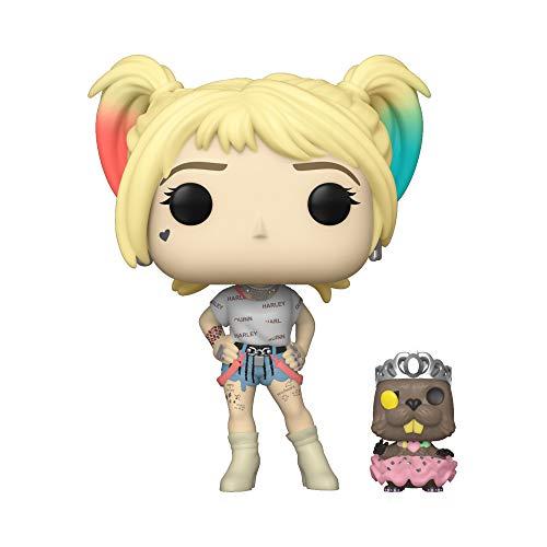 Funko- Heroes: Screaming Chickens-Pop 11 Collectible Figure, Multicolore, 44378