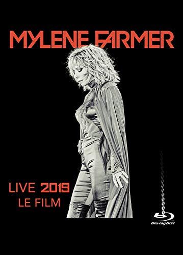 puissant Film Milene Farmer-Live 2019 [Blu-Ray]