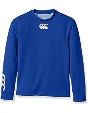 Canterbury of New Zealand - Camiseta de Rugby Infantil, tamaño L, Color Azul olímpico