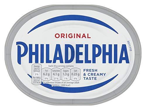 Philadelphia Original Soft Cheese - Pack Size = 1x180g