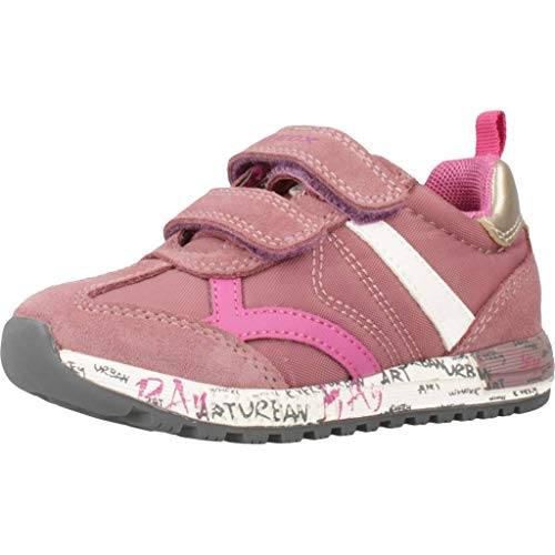 Geox Sportschuhe für Mädchen B943ZA 0FU22 B ALBEN C8006 DK PINK Schuhgröße 24