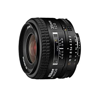 Nikon Nikkor AF f2D Lens, Black (B00005LE72) | Amazon price tracker / tracking, Amazon price history charts, Amazon price watches, Amazon price drop alerts