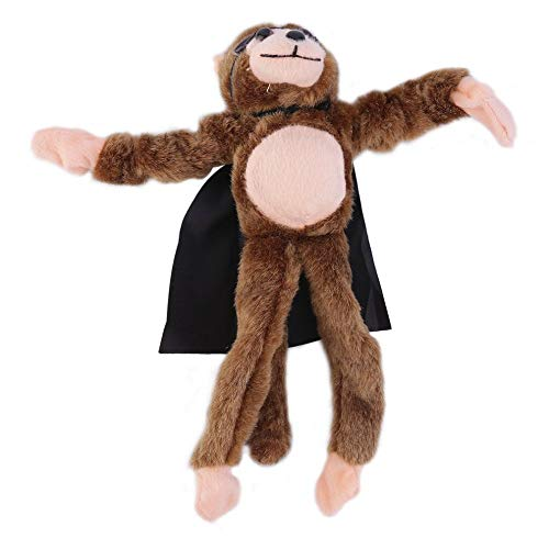 Yzhome 30 cm Lustige Lustige Fliegende AFFE Plüsch Spielzeug Puppe Pfote Schöne Neuheit Schreiende Schleuder Plüsch Spielzeug Für Kinder Kinder Neujahrsgeschenk