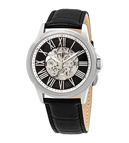 Lucien Piccard Calypso Automatic Skeleton Dial Men's Watch LP-12683A-01