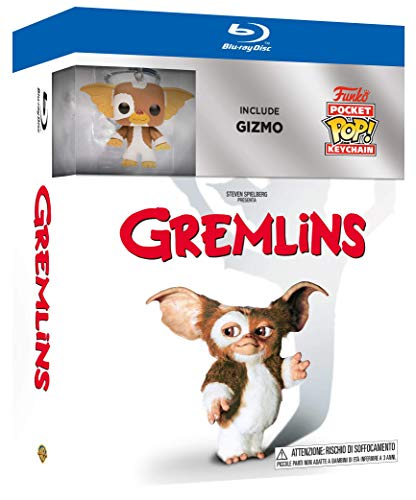 Blu-Ray - Gremlins (Blu-Ray+Portachiavi Funko) (1 BLU-RAY)