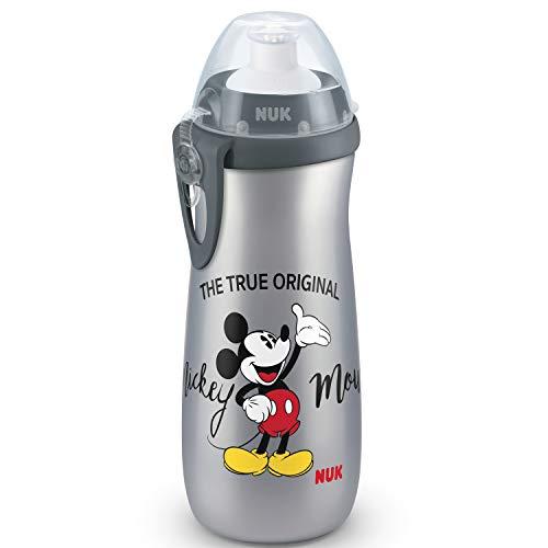 NUK Disney Sports Cup taza aprendizaje, a prueba de fugas y gran...