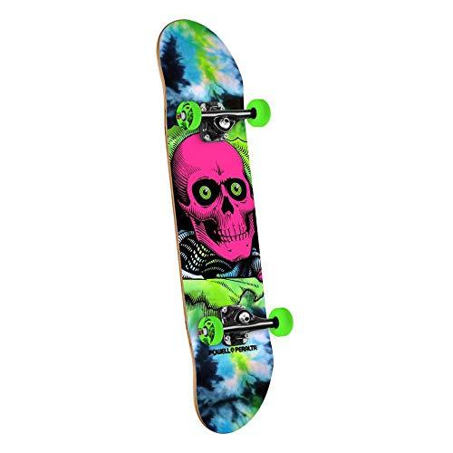 Powell Peralta Ripper-Skateboard completo, 19,6 Tie Dye