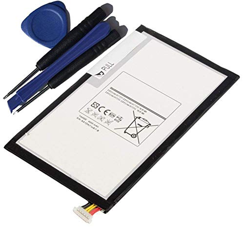 Centerpower New Replacement Battery for Samsung GALAXY Tab 3 8.0 SM-T310, SM-T311, and SM-T315 Series with Installation Tools